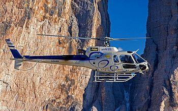 Экскурсия в Метеоры из Афин на вертолете