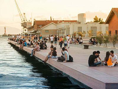 Старый Порт Салоник
