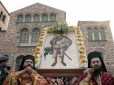 День Города 26 Октября- день памяти святого Димитрия