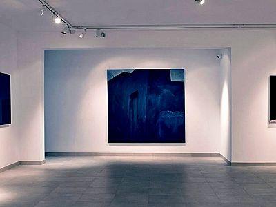 Арт галерея Ия. Фрагмент экспозиции