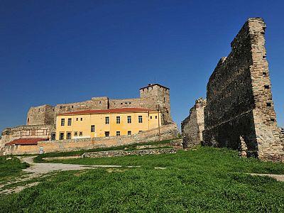 Османский бастион на Акрополе Салоник