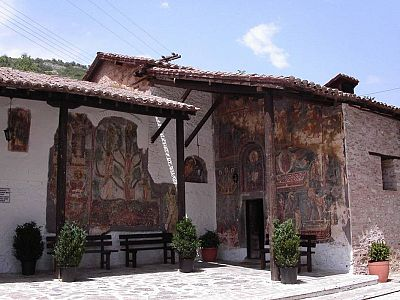 Монастырь Богородицы