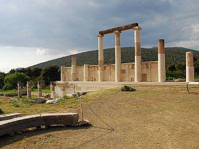 Святилище Асклепия