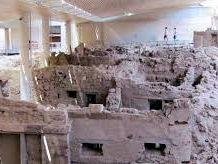 Ареологические раскопки Акротири
