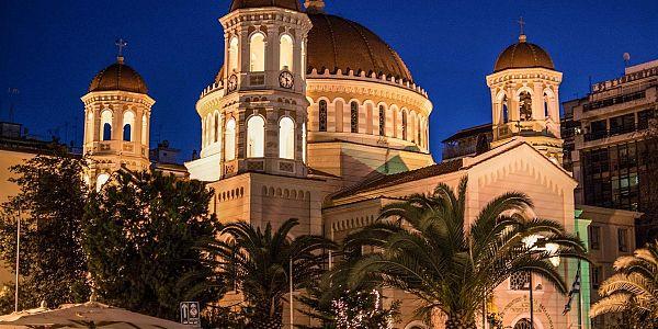 Храм Святого Григория Паламы