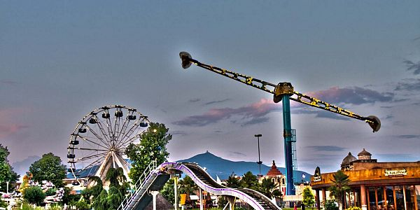 Парк развлечений Magic Park