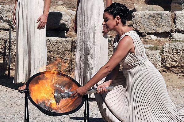 Древняя Олимпия