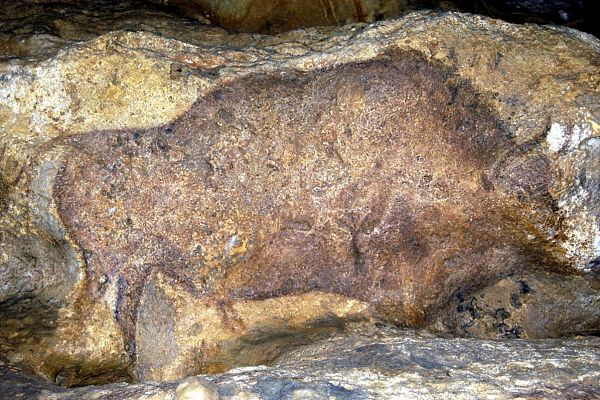 Пещера Идеон