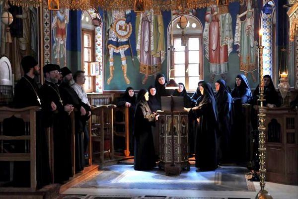Ормилия. Женский монастырь Благовещения