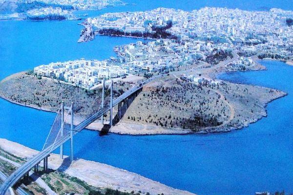 Халкида и остров Эвиа (Эвбея)