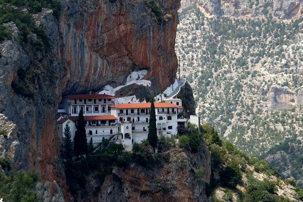 Элонский монастырь (Леонидио)