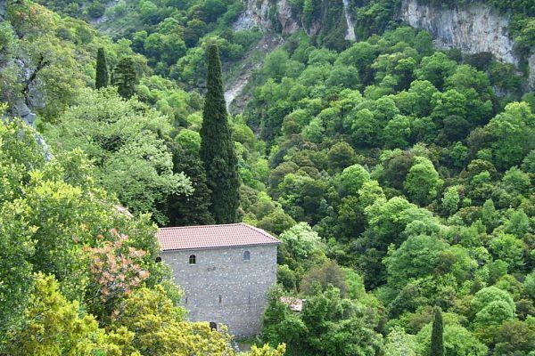 Монастырь Эмьялон (Димитсана)