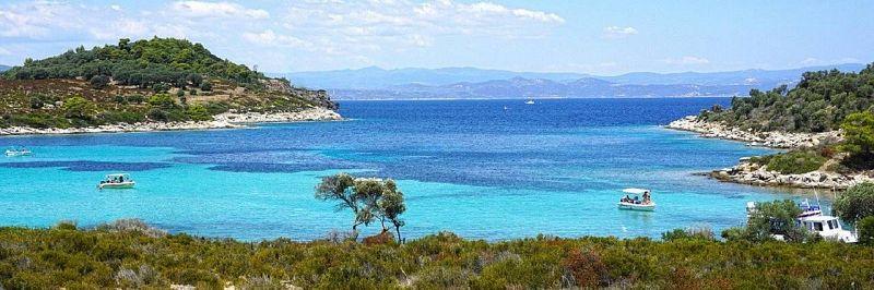 Лучшие пляжи и достопримечательности полуострова Халкидики
