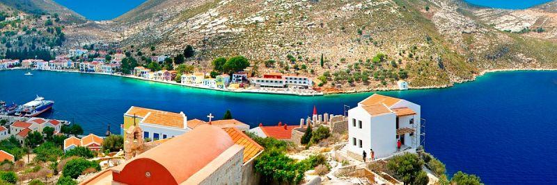 Отдых и курорты Греции