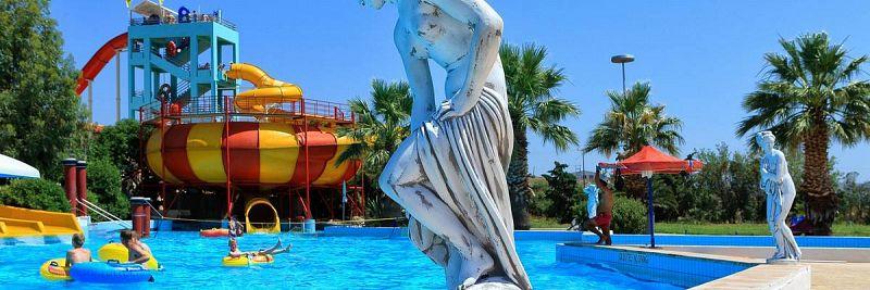 Аквапарк Water City, Крит: как добраться быстро и удобно
