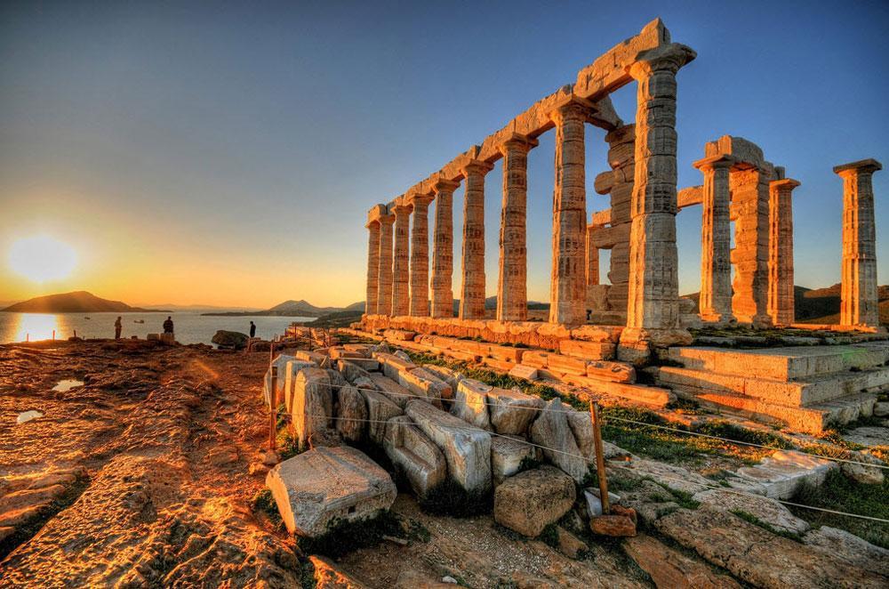 экскурсии в Афины