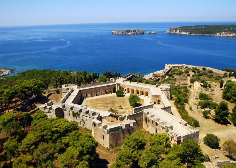 экскурсии на остров Пелопоннес